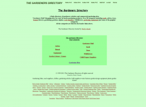 The Gardeners Directory
